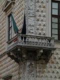 Palazzo dei Diamanti, Ferrara, Emilia Romagna - Italy Royalty Free Stock Photography