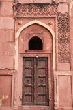 Details of a palace, Agra fort, India Royalty Free Stock Photos
