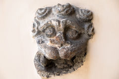 Details in Palazzo dello spagnolo Royalty Free Stock Photography