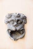 Details in Palazzo dello spagnolo Royalty Free Stock Photo