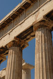 Details Of Parthenon Stock Image