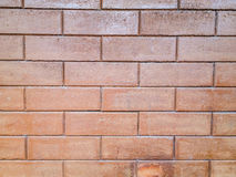 Details of the pattern of brick walls, and background. Royalty Free Stock Photography