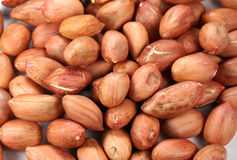 Details pile of peanuts material  Stock Images