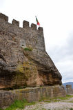 Details of a Portuguese castle Royalty Free Stock Photography