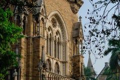 Details of Rajabai Clock Tower, Heritage building, University of Royalty Free Stock Photo