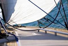 details regatta Royaltyfri Fotografi