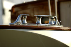 Details of sailboat Stock Photography