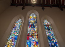 Details of Saint George Chapel in Toronto Royalty Free Stock Image