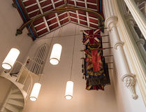 Details of Saint George Chapel in Toronto Royalty Free Stock Photos