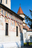 Details of Saint Nicholas Church in Brasov Stock Images