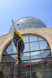 Details from Salvador Dali  Museum in Figueras Stock Image