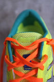 Details sneaker or trainer Royalty Free Stock Photography