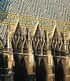 Details of Stephansdom, Vienna Royalty Free Stock Image