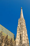 Details of Stephansdom, Vienna Stock Photo