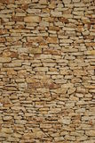 Details of stone wall Royalty Free Stock Photo