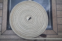 Details of a tall ship Stock Photo