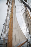 Details of a tall ship Royalty Free Stock Photo