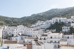 Details towns of La Axarquia Stock Photography