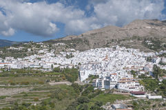 Details towns of La Axarquia Royalty Free Stock Photos