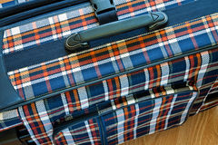 Details of travel suitcase Royalty Free Stock Images