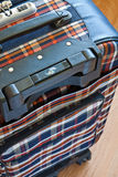 Details of travel suitcase Royalty Free Stock Photography