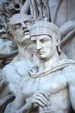 Details of Triumphal Arch de l Etoile ( Stock Images