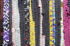 Details of ukrainian carpet Stock Image
