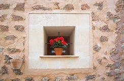 Details Valldemossa Mallorca Stock Image