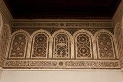 Details van Arabische decoratie Royalty-vrije Stock Foto's