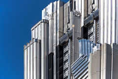 Details van Art Deco Building Royalty-vrije Stock Foto's
