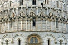 Details van de Doopkapel van St. Royalty-vrije Stock Foto's