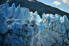 Details van de Gletsjer van Perito Moreno ` s Royalty-vrije Stock Foto's