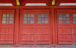 Details van de tempel in Nikko, Japan Royalty-vrije Stock Afbeelding