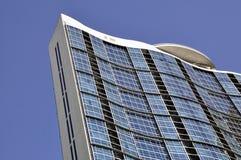Details van een modern gebouw Stock Afbeelding