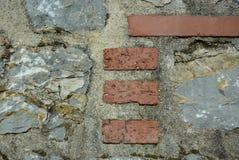 Details van het StPanteleimon-Klooster in Ohrid Royalty-vrije Stock Afbeelding