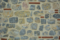 Details van het StPanteleimon-Klooster in Ohrid Royalty-vrije Stock Fotografie