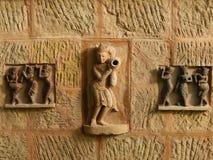 Details van Oude Birmaanse architectuur stock afbeelding