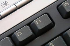 Details van toetsenbord royalty-vrije stock afbeelding