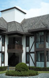 Details van Villa voor Vrije tijd Royalty-vrije Stock Foto