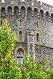 Details van Windsor Round Tower Royalty-vrije Stock Afbeeldingen