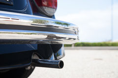 Details of vintage car Royalty Free Stock Images