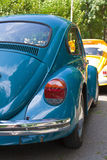 Details of vintage classic car Royalty Free Stock Images