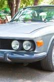 Details of vintage classic car Stock Photos