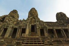 Details von Angkor Wat Tempel, Kambodscha UNESCO-Standort Kambodscha Lizenzfreie Stockfotos