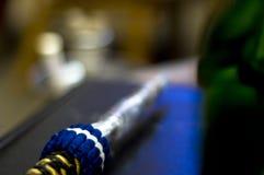Details von einem Nargileh oder von Huka Lizenzfreies Stockbild