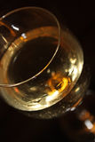 Details of wine glass Royalty Free Stock Photography