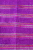 Details woven silk sarong bugis's Indonesia Royalty Free Stock Photo