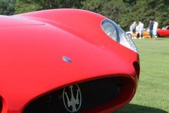 Detailweinlese Maserati Tipo 200S Lizenzfreies Stockfoto