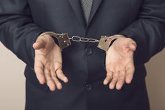 Detainee Royalty Free Stock Images