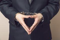 Detainee stock photo